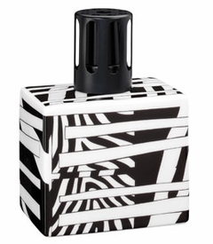 CLOSEOUT - Zebra Fragrance Lamp by Lampe Berger-