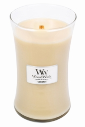 Coconut WoodWick Candle 22 oz. | Woodwick Candles 22 oz.