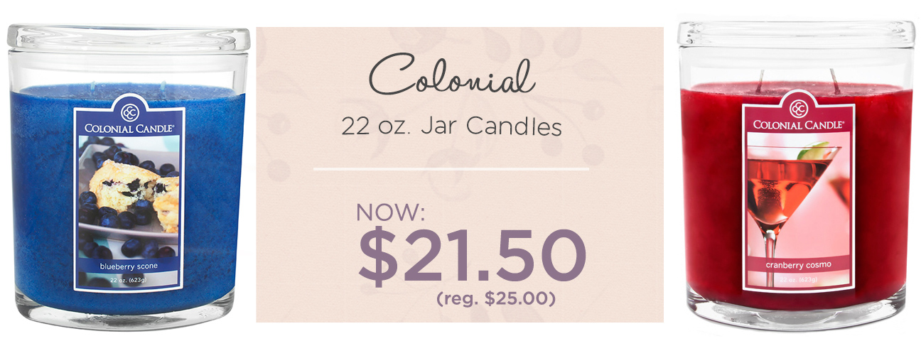 Colonial Candles