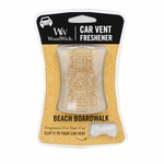 COMING SOON! - Beach Boardwalk WoodWick Car Vent Freshener | Car Vent Fresheners - Woodwick Fall & Winter 2015