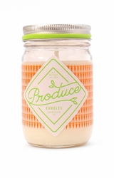 Carrot 9 oz. Produce Candle | Produce Candles