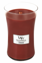 Cinnabark WoodWick Candle 22 oz. | Woodwick Candles 22 oz.
