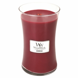 Cranberry WoodWick Candle 22 oz. | Woodwick Candles 22 oz.