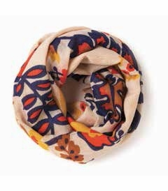 COMING SOON! - Daisy Heritage Scarf by Spartina 449