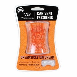 Dreamsicle Daydream WoodWick Car Vent Freshener | Car Vent Fresheners - Woodwick Fall & Winter 2015