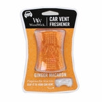 COMING SOON! - Ginger Macaron WoodWick Car Vent Freshener | Car Vent Fresheners - Woodwick Fall & Winter 2015