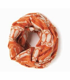 COMING SOON! - Horse Bit Heritage Scarf by Spartina 449