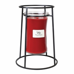 Large Modern Metal Stand by Virginia Gift Brands | Jar Candles - Woodwick Fall & Winter 2015
