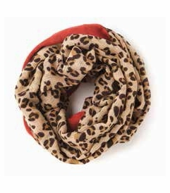 COMING SOON! - Leopard Heritage Scarf by Spartina 449