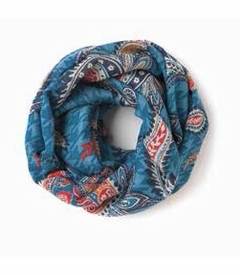 COMING SOON! - Paisley Houndstooth Heritage Scarf by Spartina 449