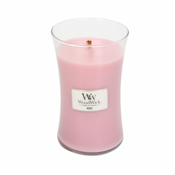 Rose WoodWick Candle 22 oz. | New Spring & Summer WoodWick Items
