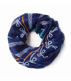 Sailor's Knot Maritime Scarf - Spartina 449 (Special Order)