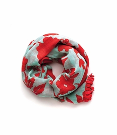 NEW! - Sand & Sea Wild Flower Scarf by Spartina 449