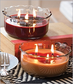 NEW! - WoodWick Pie Collection Candles