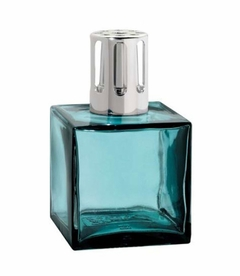 Cube Blue Fragrance Lamp by Lampe Berger