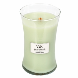 Cucumber Melon WoodWick Candle 22 oz. | Woodwick Candles 22 oz.