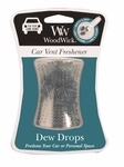 Dew Drops WoodWick Car Vent Freshener | WoodWick Car Vent Fresheners