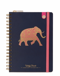 Elephant 2016-2017 Weekly Planner - Oh So Witty Spartina 449