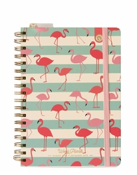 Flamingo 2016-2017 Weekly Planner - Oh So Witty Spartina 449
