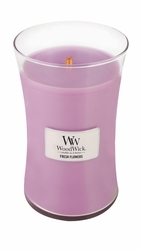 Fresh Flowers WoodWick Candle 22 oz. | Woodwick Candles 22 oz.