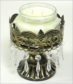 Glamorous Pedestals by Tyler Candle Company