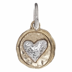 Heart Camp Charm by Waxing Poetic