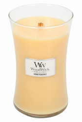 Honeysuckle WoodWick Candle 22 oz. | New Spring & Summer WoodWick Items