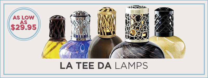 LA TEE DA FRAGRANCE LAMPS