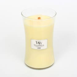 Lemon WoodWick Candle 22 oz. | New Spring & Summer WoodWick Scents