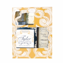 Limelight Glamorous Gift Suite II by Tyler Candle Company | Glamorous Gift Sets by Tyler Candle Company
