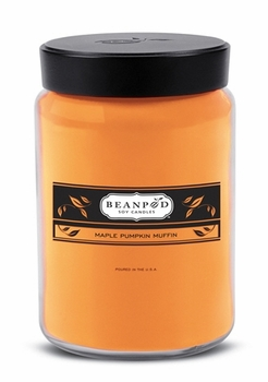 DISCONTINUED Maple Pumpkin Muffin Beanpod Candle 25 oz
