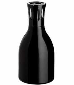 CLOSEOUT - Milk Black Fragrance Lamp by Lampe Berger