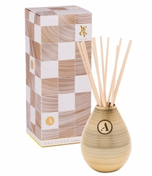Mindful Vetiver Reed Diffuser Set by Aquiesse | Mindful Collection by Aquiesse