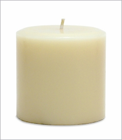 "Mysteria Esque 3"" Pillar Candle"
