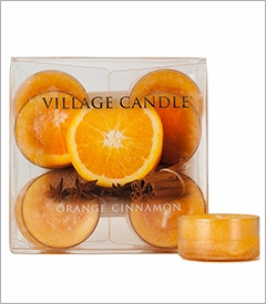 10 pk Tealights by Village Candles