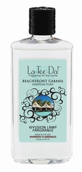16 oz.  Beachfront Cabana La Tee Da Fragrance Oil | 16 oz. La Tee Da Fragrance Lamp Oils