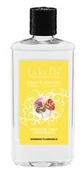 16 oz.  Lollipop Sunshine La Tee Da Fragrance Oil | 16 oz. La Tee Da Fragrance Lamp Oils