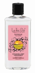 16 oz. Daybreak La Tee Da Fragrance Oil | 16 oz. La Tee Da Fragrance Lamp Oils