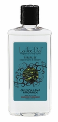 16 oz.  Fireflies La Tee Da Fragrance Oil | 16 oz. La Tee Da Fragrance Lamp Oils