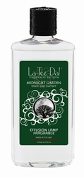 16 oz. Mignight Garden La Tee Da Fragrance Oil | 16 oz. La Tee Da Fragrance Lamp Oils