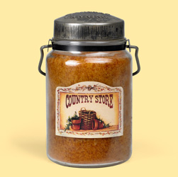 26oz Country Store Classic Jar Candle by McCalls