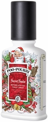 4 oz. Secret Santa Poo-Pourri Bathroom Spray | 4 oz. Poo-Pourri Bathroom Spray