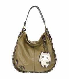 Alien Baby Hobo Handbag (Brown)