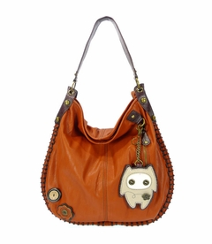 CLOSEOUT - Alien Baby Hobo Handbag - Orange