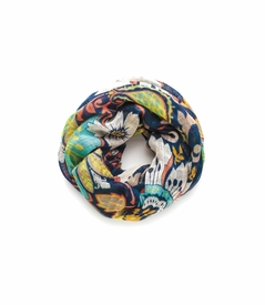 TEMPORARILY OUT OF STOCK - Amelia Bamboo Weave Scarf by Spartina 449 (Backordered July)