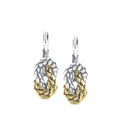 NEW! - Anvil Knot Earrings - John Medeiros