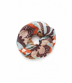NEW! - Autumn Acorn Whitaker Infinity Scarf by Spartina 449
