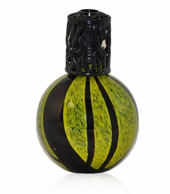 Black Bamboo Fragrance Lamp by Sophia's