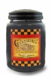 Black Cashmere 26oz Large Jar Candleberry Candle | Large Jar Candles by Candleberry
