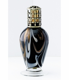 NEW! - Black Marble Fragrance Lamp by La Tee Da